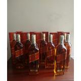Whisky Red Label Caja X 12 Botellas 750ml $420.000,original.