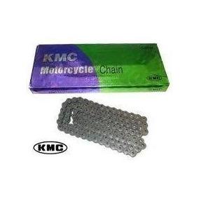 Corrente Transmissão Kmc 520h X 114l Virago 250 S/retentor