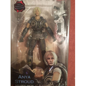 Anya Stroud - Gears Of War 3 Neca