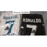 Camiseta Real Madrid adidas Climacool