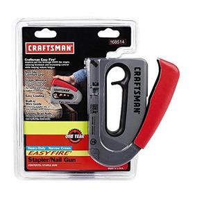 Craftsman Fácil Grapadora De Fuego / Pistola De Clavos