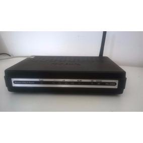 Modem Dsl 2640b Adsl 2+frete Gratis P/ Pac Roteador Wireless