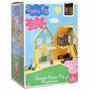 Peppa Pig- Casa Deluxe Play Set - Para Jugar- Giro Didactico