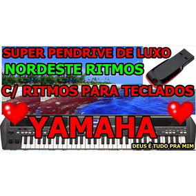 Pendrive De Ritmos Yamaha Emulado 1000, 1100 , 1500, 2100