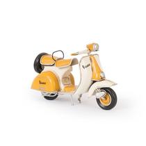 Miniatura Lambreta 1955 - 1958 Yellow Mess S/juros S/frete
