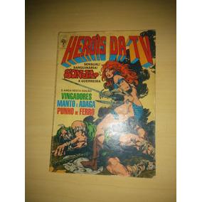 Revista Heróis Da Tv 78