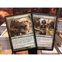 Magic - Compre 4 Leve 5 - Black Core German Paper Proxe Mtg