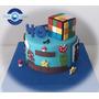 Torta Cumpleaños Personalizadas 80s