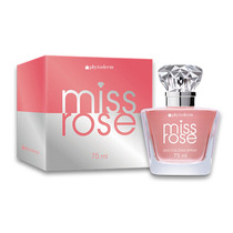 Miss Rose Deo Colônia 75ml Inspiração Olfativa 212 Phytoderm