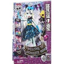 Monster High Hija De Frankenstein Cabina De Fotos