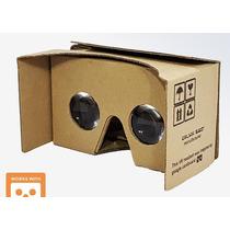 ** Envio Gratis* Google Cardboard V2 Lentes Realidad Virtual