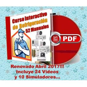 Videocurso Refrigeración Aire Acondicionad+simuladores+52pdf