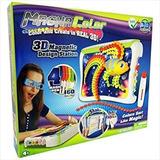 Juguete Color 3d Diseño De Estaciones De Magna Magnética