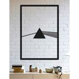 Quadro Decorativo Parede Música Pink Floyd Dark Side 30cm