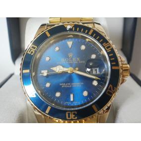 Reloj Rolex Submariner Contra El Agua Fechador,subasta $1