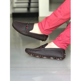Mocasines Gucci Hombre,zapatos De Moda