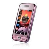 Celular Samsung Star S5230 Novo Nacional!nf+fone+cabo+2gb