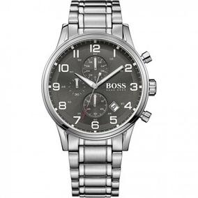 Relógio Masculino Hugo Boss Aeroliner Cronógrafo 1513181