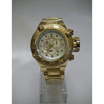 Relógio Masculino Barato Importado Marca Famosa Hora E Data