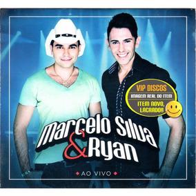 Cd Marcelo Silva E Ryan Ao Vivo Promocional Raro