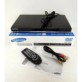 Dvd Samsung Dvd-c500 Upconverting Dvd Player Negro