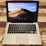 Macbook Pro 13, Mid 2012, 500 Gb Ssd, 8 Ram