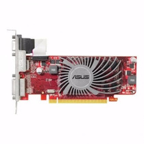 Placa Radeon Eah6450 Silent Ddr3 1gb Hdmi Garantía Envios