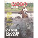 Revista Globo Rural - Os Dois Lados De Marajó - Ano 4 Nº 41