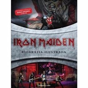 Iron Maiden Biografia Ilustrada