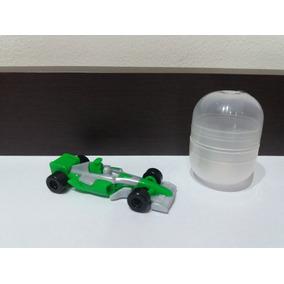 Brinquedo Miniatura Carro De Corrida Coleção Kinder Ovo