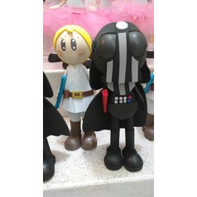 Fofuchos Fofuchas Star Wars Princesas Pepa Superheroe
