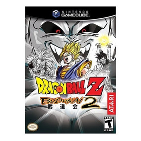 Dragon Ball Z: Budokai 2 - Game Cube