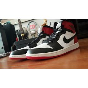 Air Jordan Retro 1 Black Toe (2013)