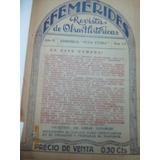 Efemerides Revista De Obras Historias Año Ii Nº 7-8
