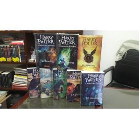 Saga Harry Potter 8 Tomos