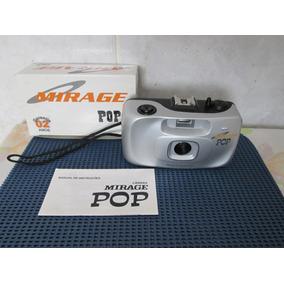 Câmera Mirage Pop - 35 Mm - Nova Na Caixa - Nunca Usada