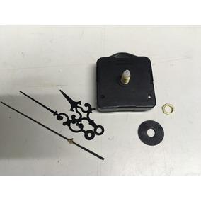 Kit Máquina Para Reloj Decorativo Con Agujas