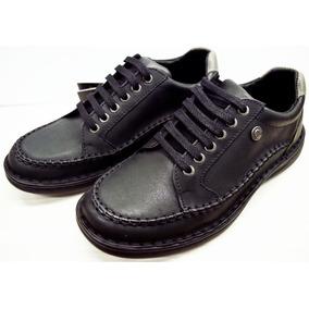 Zapato Ringo Casual Cuero Cordón Mod. Eliot10 Calzados Susy