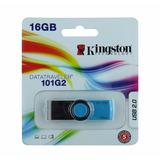 Memoria Kingston Usb 16gb Azul 101g2 Usb 2.0