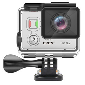 Camara De Acción Eken Go Pro H9r Plus 4k Wifi. 14mp. 170°