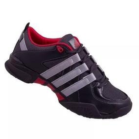 Tenis adidas 4.4 Cinza/vermelho Original