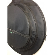 Capa Bag Para Pratos Até 22 Divisórias Alça Tipo Mochila