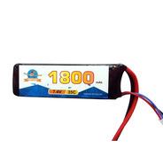 Batería Lipo 7.4v 1800mah 35c Litio Polímero Autos Rc Drones