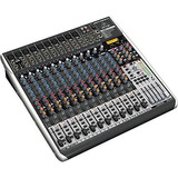 Mixer 24 Canales Behringer Qx2442 - Cuotas Mp - Sellada Gtia
