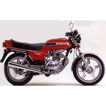 Repuesto Honda Cb 400n Piñon Y Corona