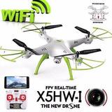 Dron Syma X5hw Fpv Camara Transmite En Vivo Celular