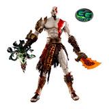 Kratos God Of War Figura 18 Cm 100% Nueva / Sellada