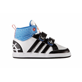 Zapatillas adidas Neo Hoops Mid Inf Newsport Ng-bl