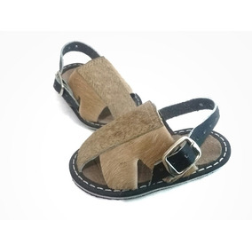 Sandalia De Cuero Alpargata Cocuiza Zapatos Unisex