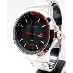 Relógio Technos Masculino Prata 2115klm/1r
